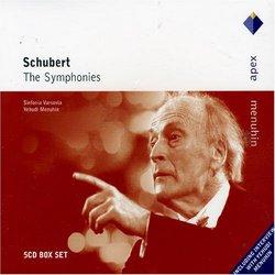 Schubert: The Symphonies (Box Set)