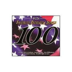 100 Favorite Patriotic Songs