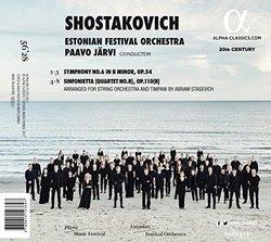 Shostakovich: Symphony No. 6 & String Quartet No. 8
