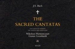 Bach: The Sacred Cantatas [Box Set]