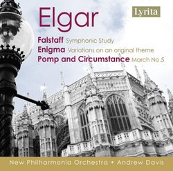 Elgar: Falstaff; Enigma Variations; Pomp and Circumstance March No. 5