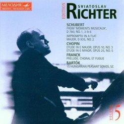 Richter Edition 5