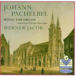Organ Music: Prelude Fugue & Chaconne in D Minor
