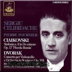 Tchaikovsky: Symphony No. 2 in C Minor, Op. 17 (Little Russian) / Dvorak: Cello Concerto in B Minor, Op. 104