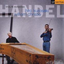 Handel Violin Sonatas / Christie, Kurosaki