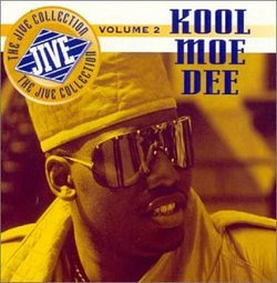 Kool Moe Dee - The Jive Collection, Vol. 2