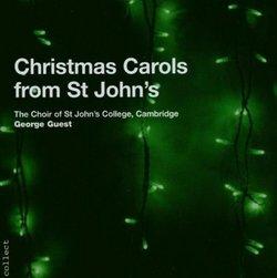 Christmas Carols from St John's