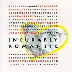 Incurably Romantic: Songs of M Charnin