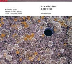 Per Nørgård: Secret Melodies