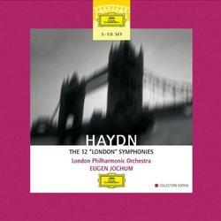 "Haydn: The 12 ""London"" Symphonies [Box Set]"