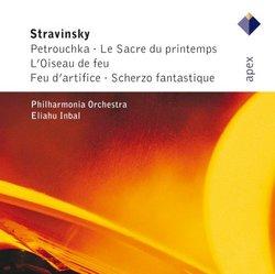 Stravinsky: Petrouchka / Fireworks / Rite of