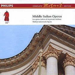 Mozart: Middle Italian Operas [Box Set]