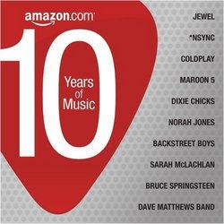 Amazon.com 10 Years of Music