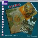 Shostakovich: Music From the Film Alone, Op. 26
