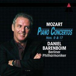 Piano Concerti 9 & 17