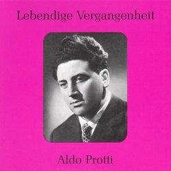 Lebendige Vergangenheit: Aldo Protti