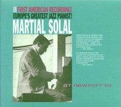 Martial Solal Trio at Newport (1963)