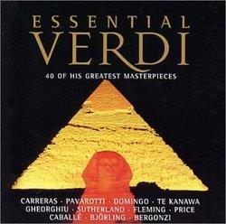 Essential Verdi - 40 of His Greatest Masterpieces (2 CD Set)