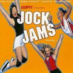 ESPN Presents: Jock Jams, Volume 1