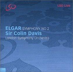 Sir Edward Elgar: Symphony No. 2 - Sir Colin Davis / London Symphony Orchestra