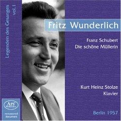 Legenden des Gesanges, Vol. 1: Fritz Wunderlich