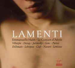 Lamenti: Italian Baroque Arias
