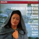 Mascagni - Cavalleria rusticana / Jessye Norman · Giacomini · Hvorostovsky · Senn · Orchestre de Paris · Bychkov