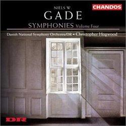 Niels Gade: Symphonies 1 & 5