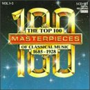 The Top 100 Masterpieces Of Classical Music Vol. 1-5