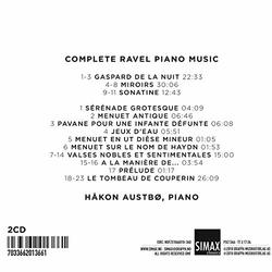 Ravel: Complete Works for Piano Solo