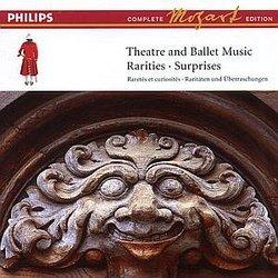 Mozart: Theatre and Ballet Music - Rarities & Surprises [Box Set]