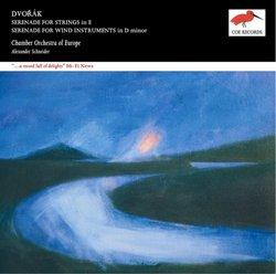 Serenade in E, Op.22 / Serenade in D-Min, Op.44