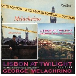 Our Man in London / Lisbon at Twilight