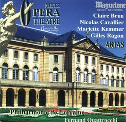 Rossini; Mozart; Gounod: Arias