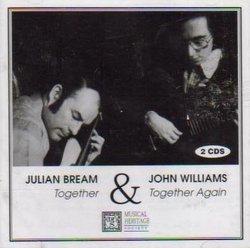 Julian Bream & John Williams - Together & Together Again (2 CD)