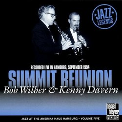 Summit Reunion: Recorded Live in Hamburg 1994