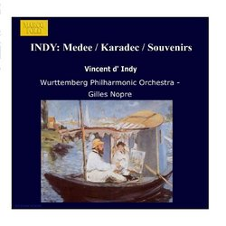 INDY: Medee / Karadec / Souvenirs