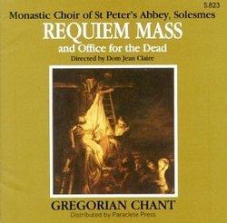 Requiem Mass & Office for the Dead