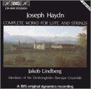 Franz Joseph Haydn: Complete Works for Lute & Strings - Jakob Lindberg / Drottningholm Baroque Ensemble