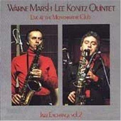 Live At The Montmartre Club: Jazz Exchange, Vol. 2