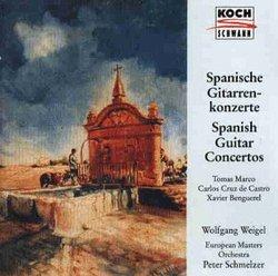 Contemporary Spanish Guitar Music