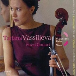 Schubert-Franck-Stravinsky (Violoncelle/Piano)