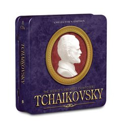 The World's Greatest Composers: Tchaikovsky [Collector's Edition Music Tin]