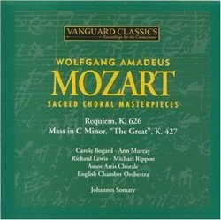Mozart: Sacred Choral Masterpieces
