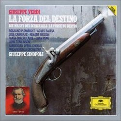 Verdi: La Forza del Destino/Die Macht Des Schicksals/La Force Du Destin