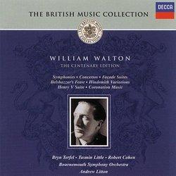 The British Music Collection: William Walton