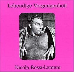 Lebendige Verganenheit: Nicola Rossi-Lemeni