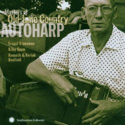 Masters of Old Time Country Autoharp