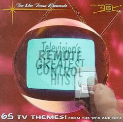 Television's Greatest Hits, Vol.6: Remote Control