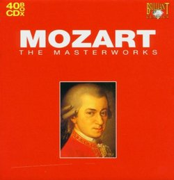 Mozart: The Masterworks (Box Set)